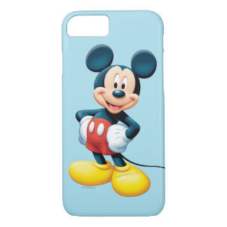 Modern Mickey | Hands on Hips iPhone 7 Case