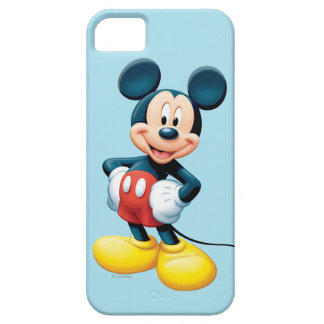 Modern Mickey | Hands on Hips iPhone SE/5/5s Case