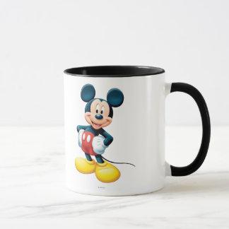 Modern Mickey | Hands on Hips Mug
