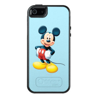 Modern Mickey | Hands on Hips OtterBox iPhone 5/5s/SE Case