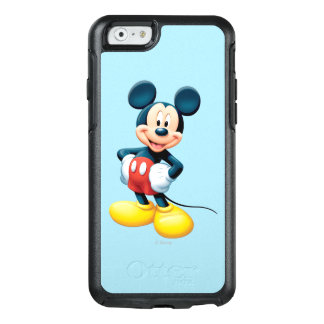 Modern Mickey | Hands on Hips OtterBox iPhone 6/6s Case