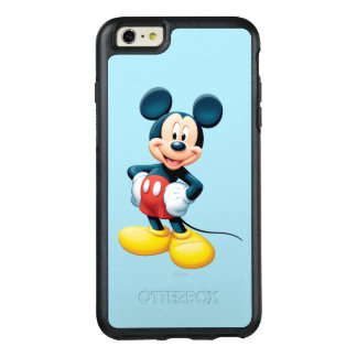 Modern Mickey | Hands on Hips OtterBox iPhone 6/6s Plus Case