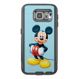 Modern Mickey | Hands on Hips OtterBox Samsung Galaxy S6 Case