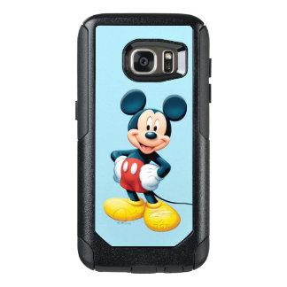 Modern Mickey | Hands on Hips OtterBox Samsung Galaxy S7 Case