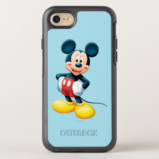 Modern Mickey | Hands on Hips OtterBox Symmetry iPhone 7 Case