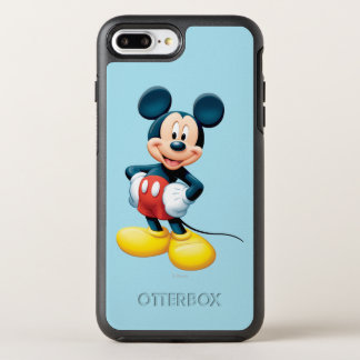 Modern Mickey | Hands on Hips OtterBox Symmetry iPhone 7 Plus Case