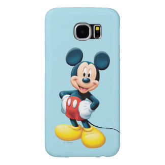 Modern Mickey | Hands on Hips Samsung Galaxy S6 Case