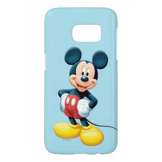 Modern Mickey | Hands on Hips Samsung Galaxy S7 Case