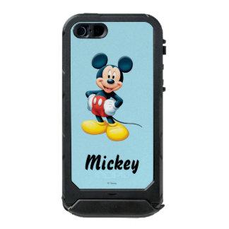 Modern Mickey | Hands on Hips Waterproof iPhone SE/5/5s Case