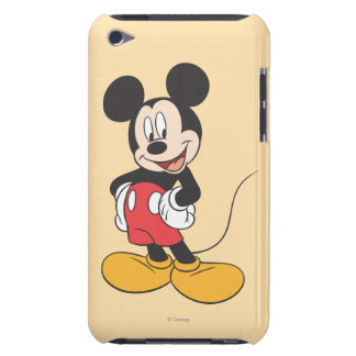 Modern Mickey | Side Hands on Hips iPod Touch Case