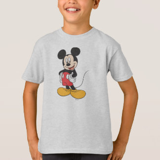 Modern Mickey | Side Hands on Hips T-Shirt