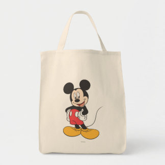 Modern Mickey | Side Hands on Hips Tote Bag