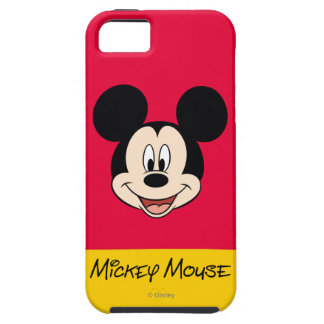 Modern Mickey | Smiling Head iPhone SE/5/5s Case