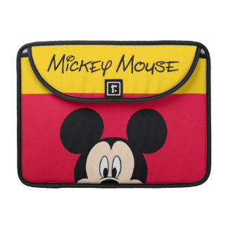 Modern Mickey | Smiling Head Sleeve For MacBook Pro