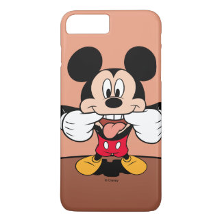 Modern Mickey | Sticking Out Tongue iPhone 8 Plus/7 Plus Case