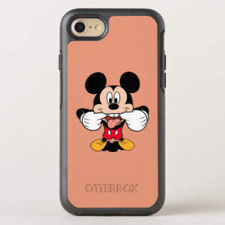 Modern Mickey | Sticking Out Tongue OtterBox Symmetry iPhone 8/7 Case
