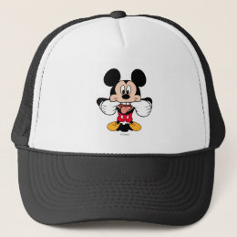 Modern Mickey | Sticking Out Tongue Trucker Hat