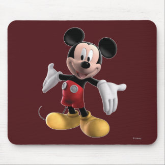 Modern Mickey | Welcome Mouse Pad