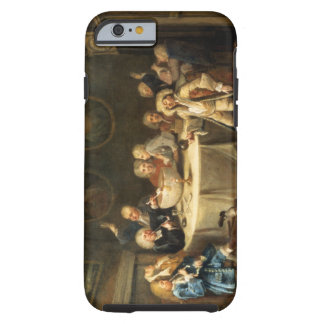 Modern Midnight Conversation Tough iPhone 6 Case