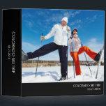 "Modern Minimalist All Purpose Photo Album - Black Binder<br><div class=""desc"">Design &#169; berryberrysweet.com</div>"