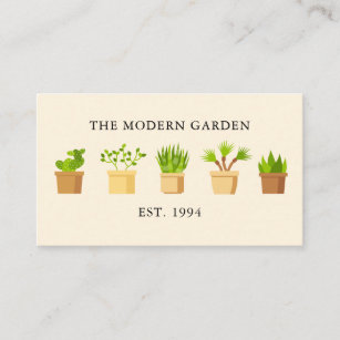 Greenhouses Business Cards Zazzle
