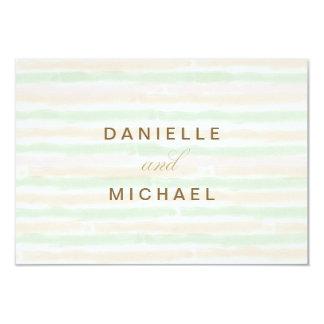 Modern Minimalist Wedding Response Cards