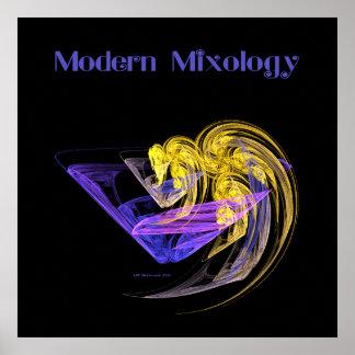 Modern Mixology Poster