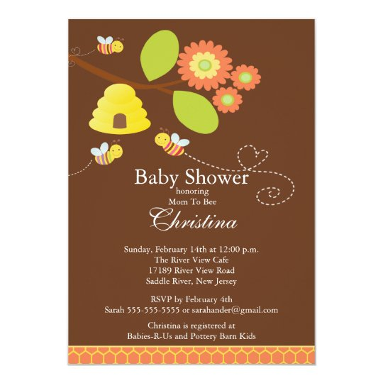 Modern mom to bee baby shower invitation zazzle modern mom to bee baby shower invitation filmwisefo