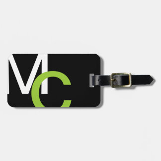 Modern Monogram 23 Bag Tags