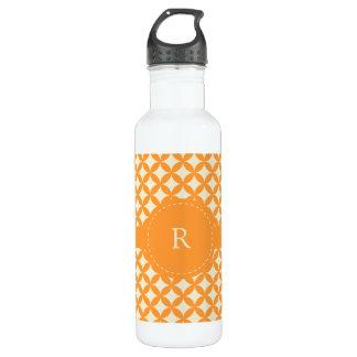 Modern Monogram 24oz Water Bottle