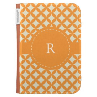 Modern Monogram Case For The Kindle