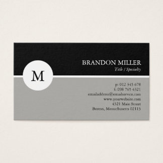 One Sided Business Cards & Templates | Zazzle