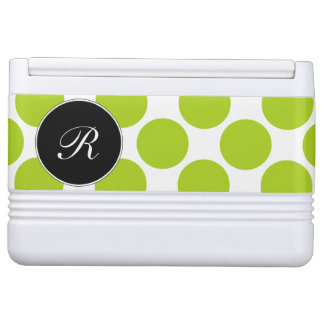 Modern Monogram Personal Size Cooler