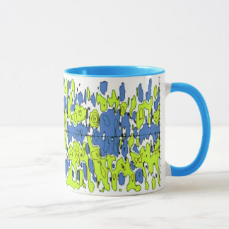 Modern Morning Camo Mug