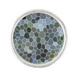 Modern mosaic pattern