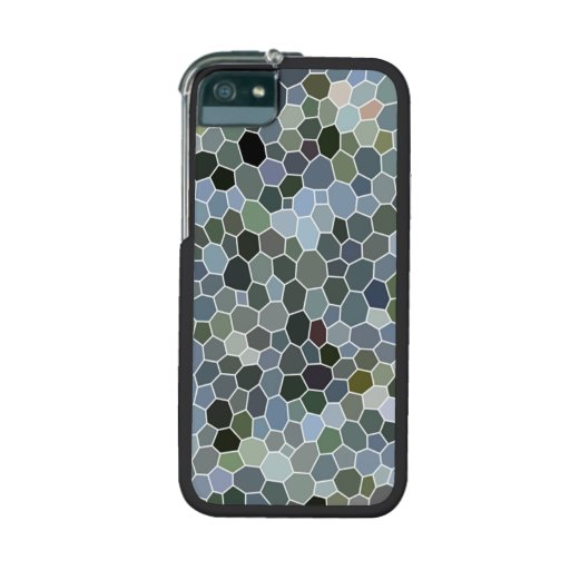 Modern mosaic pattern iPhone 5 cover