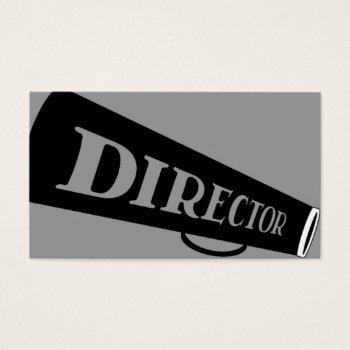 Director clapperboard film movie business card zazzle com au acur director clapperboard colourmoves