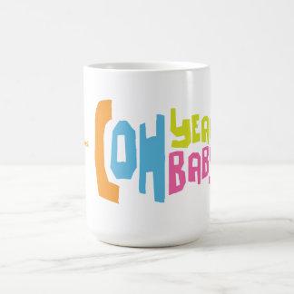 Modern Mug - Oh Yeah Baby! Shower Gift