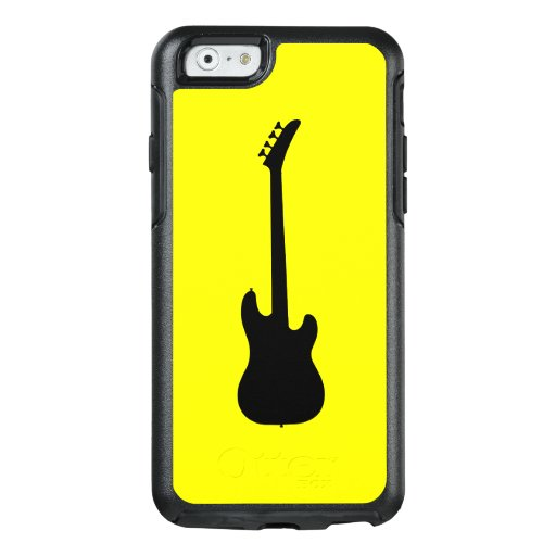Black And Yellow Otterbox Iphone