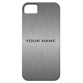 Modern Name Template iPhone 5 Case