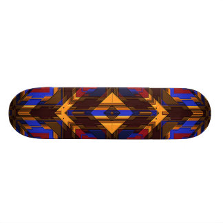 Modern Native American 24 Skateboard