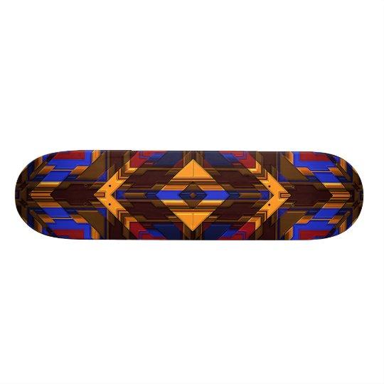Modern Native American 24 Skateboard