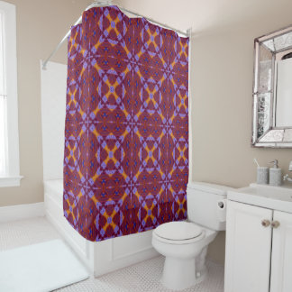 Modern Native American 38A-B Options Shower Curtain