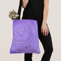 Modern Nature's Grain Abstract Sangia Tote Bag