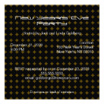 Modern New Year's Eve Party Invitations