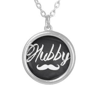 modern newlywed groom Mustache hubby Jewelry