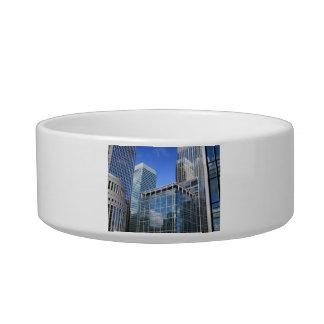 Modern Office Buildings Bowl