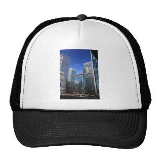 Modern Office Buildings Trucker Hat