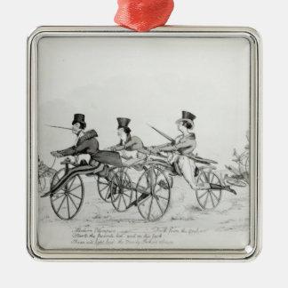 Modern Olympics', c.1820 Metal Ornament