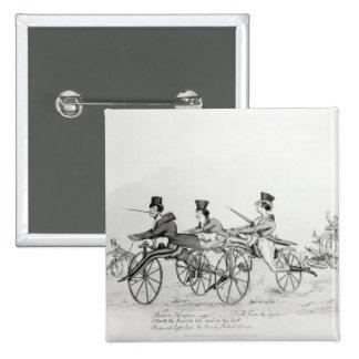 Modern Olympics', c.1820 Pinback Button